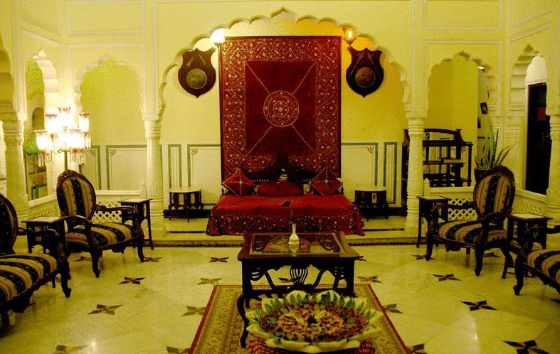 Shahpura House Jaipur Indian Holiday
