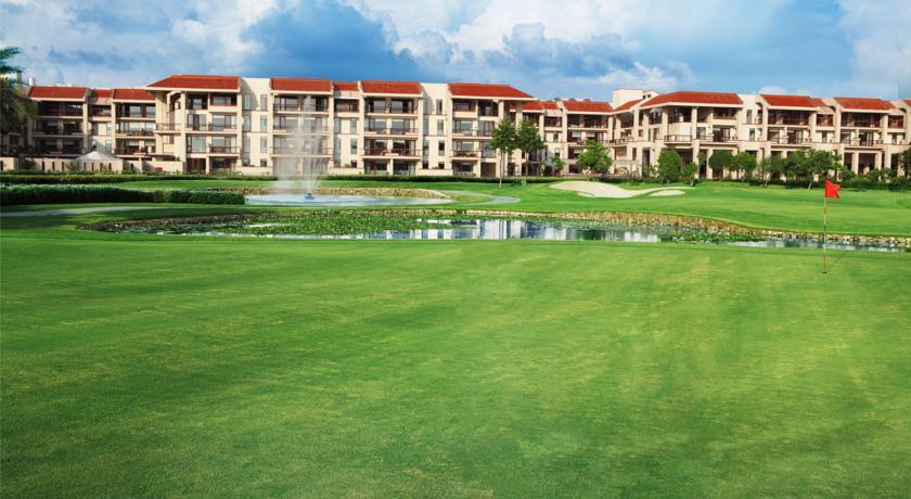 Jaypee Greens Golf Resort Indian Holiday
