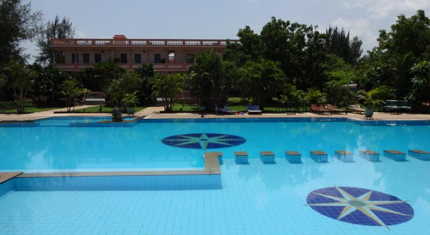 Kailash Beach Resort In Pondicherry Indian Holiday