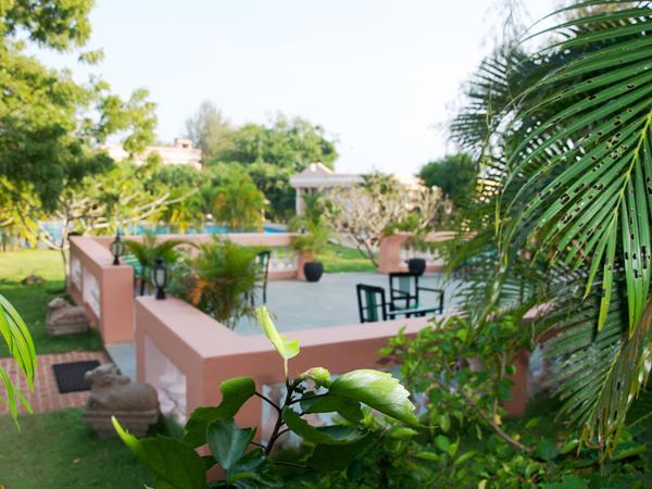 Kailash Beach Resort Hotels In Pondicherry