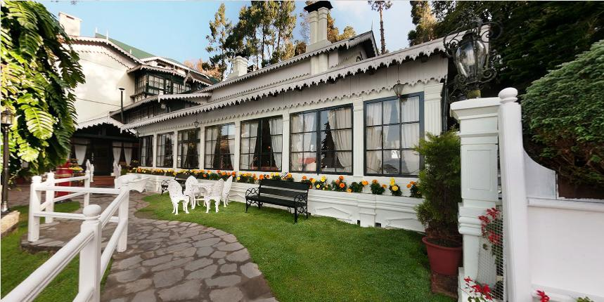 New Elgin Hotel In Darjeeling At Of Hotels And Resorts