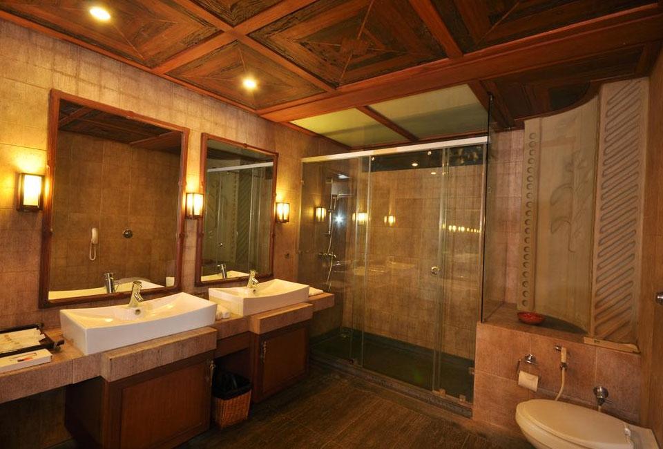 vedic-village-spa-resort-bathroom
