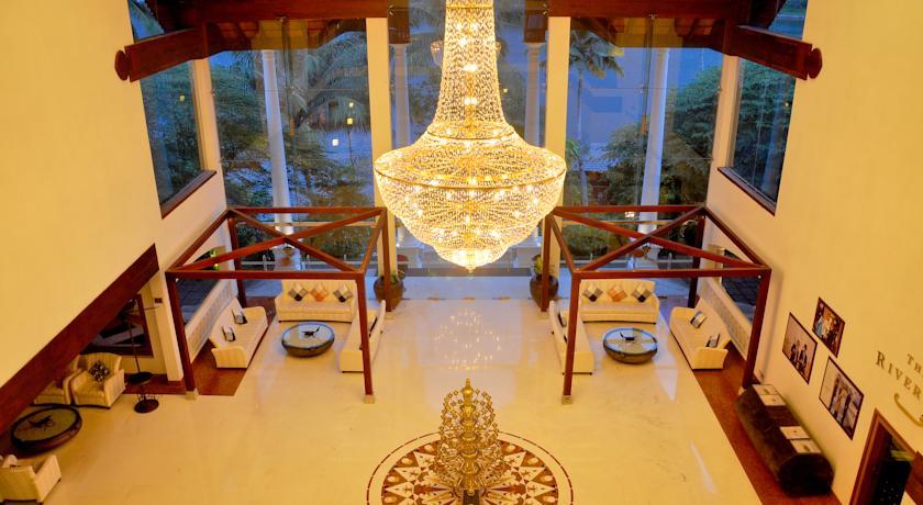 Reception in WelcomHotel Raviz Ashtamudi, Kollam