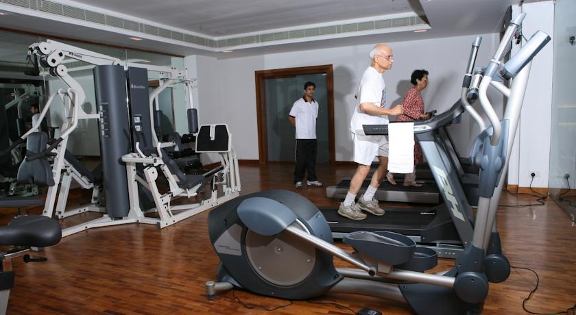 Gym in WelcomHotel Raviz Ashtamudi, Kollam