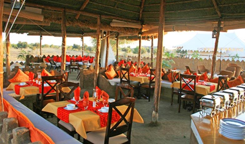 Restaurant/ Coffe Shop2 in Wilderness Camp