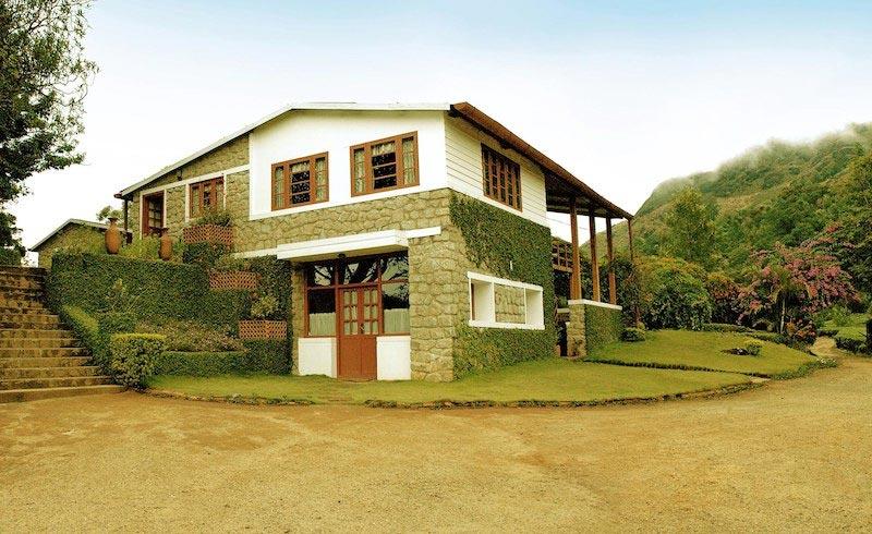 Cottages in Windermere Estate Munnar
