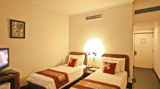 Deluxe2 in Wyndham Grand Agra