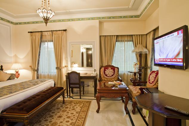 Deluxe in Wyndham Grand Agra