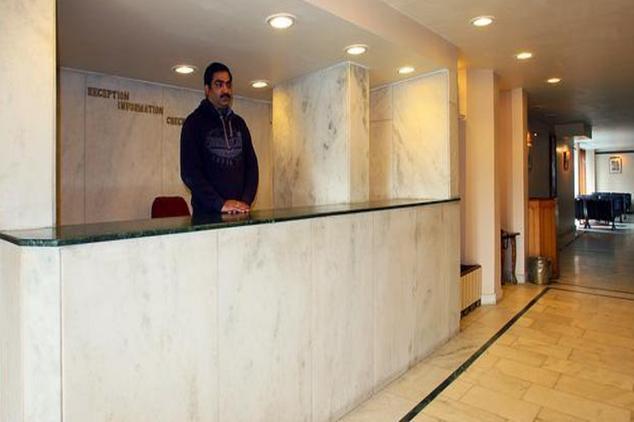 Reception in Hotel Zabarvan Srinagar