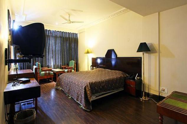 Deluxe in Hotel Zabarvan Srinagar