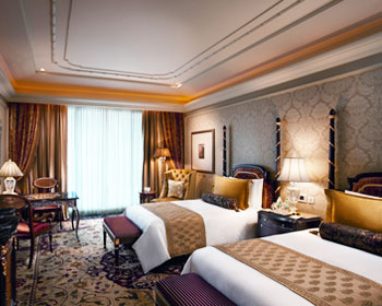 The Leela Palace New Delhi Grand Deluxe Or Premier Room