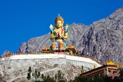 Maitreya Buddha Statue Ulley
