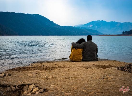 Umiam Lake in Meghalaya