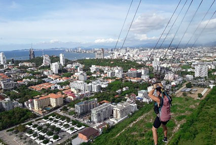 exciting tower jump pattaya