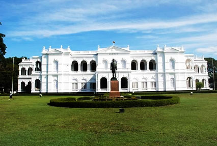 City tour of Colombo