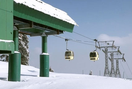 Gondola Ride Gulmarg
