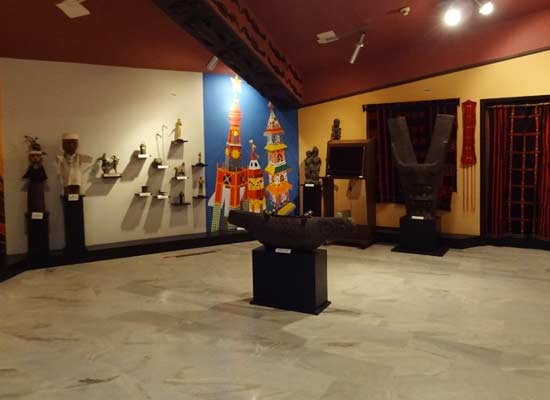 Cherapunjee Museum, Cherapunjee