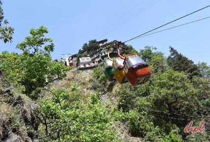 Snow View Nainital
