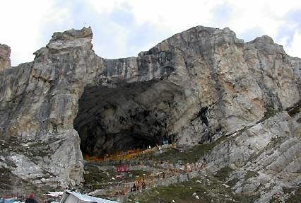 amarnath holy cave to reach from balta