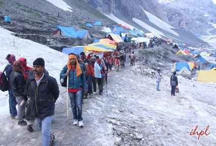 amarnath base camp