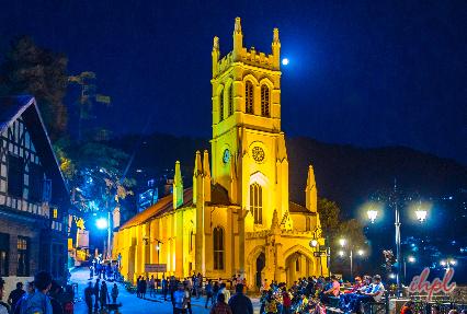 3 Nights 4 Days Shimla