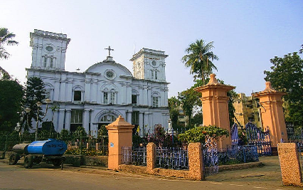 Chandernagore French Colony