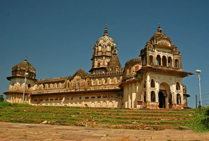 Orchha Town