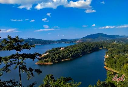 Dawki Waterfall
