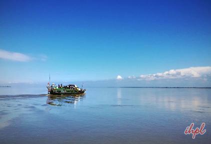 ferry ride majuli island