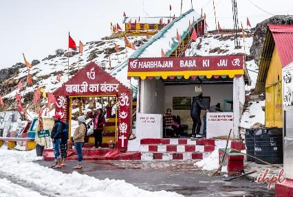 Harbhajan Singh temple
