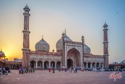 jama masjid in delhi 1