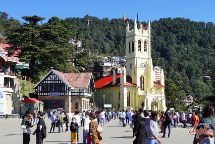 City Church Shimla