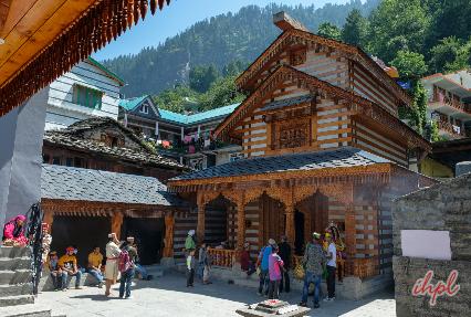 Vashist Temple Manali