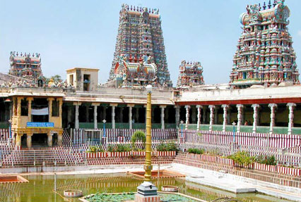 Tanjore Trivandrum Tour Package Ihpl