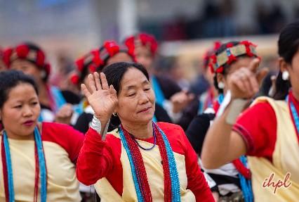 Adi Tribal Village, Arunachal Pradesh