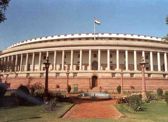 Parliament House, New Delhi