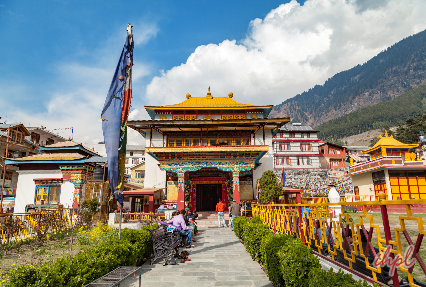 Tibeten Monastries, Manali