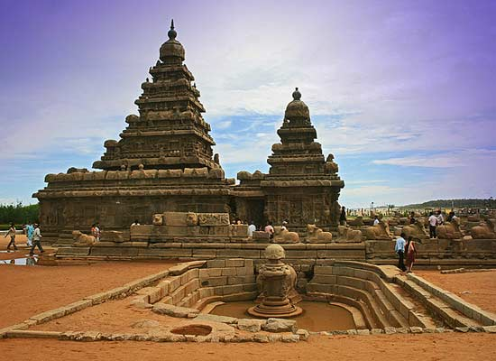 Tamil Nadu Golden Triangle Tour Package 5 Days Tour