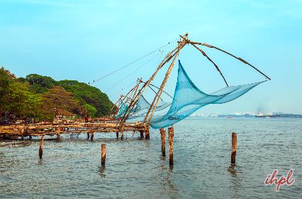 Chinese Fishing Net in Cochin