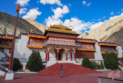 Samstanling Monastery, Leh
