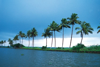 Kumarakom Backwaters