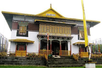 Pemyangtse monastery, Darjeeling