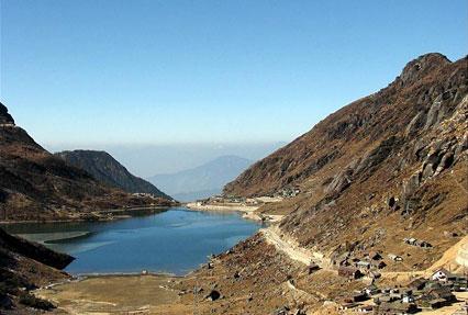 Tsomgo Lake in Gangtok
