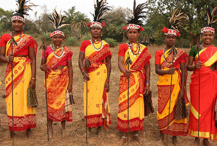 indigenous people of the rainforest
