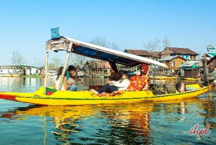 Shikara Ride, Srinagar