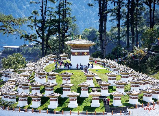 National memorial chorten