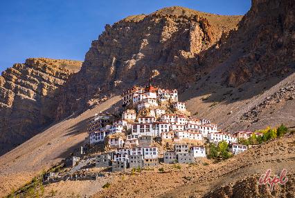 Spituk Monastery, Ladakh