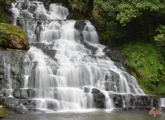 Elephanta Falls in Shillong