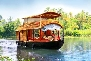 backwater cruise in Alleppey