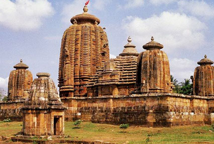 Bhuabaneshwar Temples